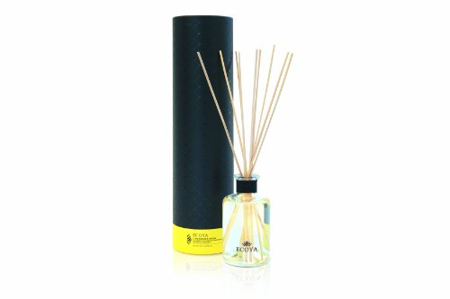 Ecoya Reed Diffuser in Lemongrass and Ginger Fragrance by Ecoya