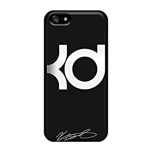 High Quality Mobile Covers For Iphone 5/5s With Custom Beautiful Kevin Durant Series IanJoeyPatricia