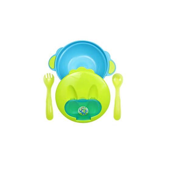 1st Step Feeding Bowl Green