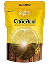 (Ajent Citric Acid 100% Pure Food Grade Non-GMO (Approved for Organic Foods) 5 Pound)