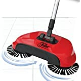 Roto Sweeper The Original Best Rotating Floor Sweeper That Picks Up Anything! AS SEEN ON TV