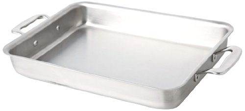 360 Cookware Stainless Steel Bakeware 9 Inch X 13 Inch Baking Pan by 360 Bakeware