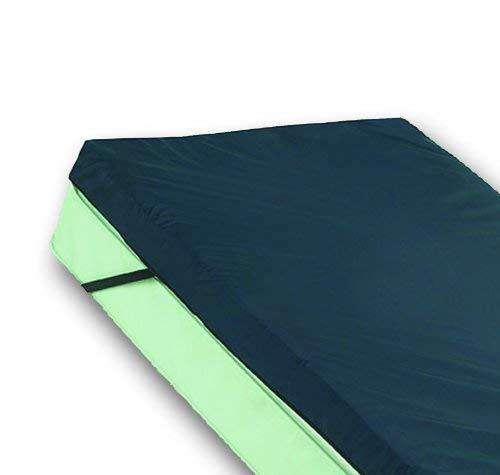 Pressure Prevention Gel Mattress Overlay - Invacare Gel Foam Mattress Overlay 250lbs.