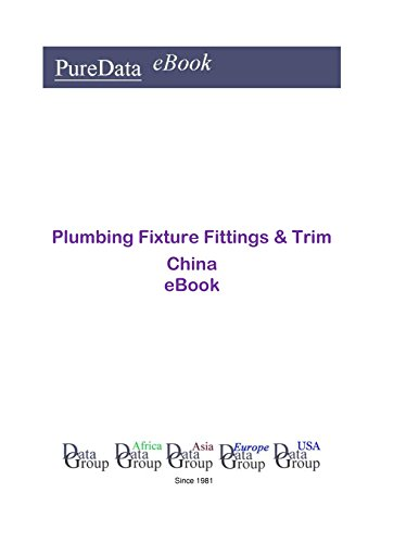 Plumbing Fixture Fittings & Trim China: Product Revenues in China