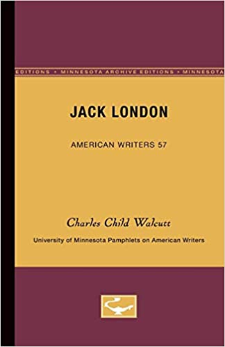 Jack London (Pamphlets on American Writers)