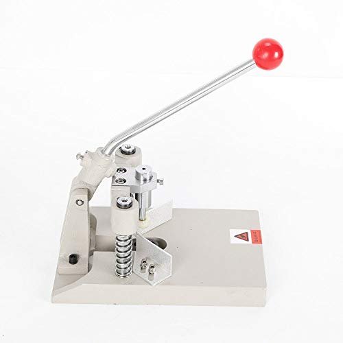 - Manual Round Corner Cutter, Corner Rounding Cutting Machine, Heavy Duty Holding Press Tool Cutting Radius R3-R13 for Household Office Tabletop PVC Paper Booklets Plastic Card Magnet Sheets