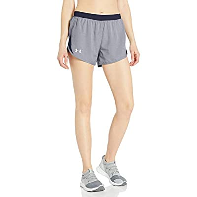 Amazon.com : Under Armour Women's Fly by 2.0 Running Short : Clothing