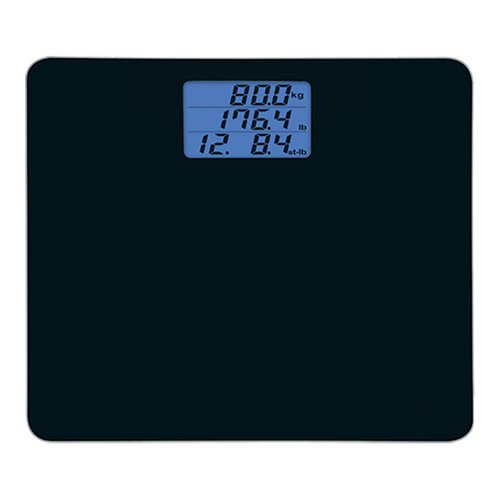 (Tanita HD-384 BK Digital Weight Scale)