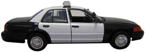 1 18 police car - 1