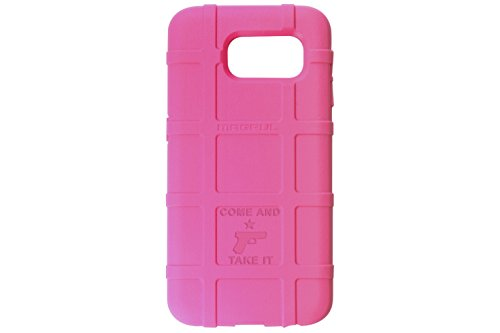 Samsung Galaxy S6 Pink Magpul Phone Case MAG488 Custom Engraved Come Take It Pistol
