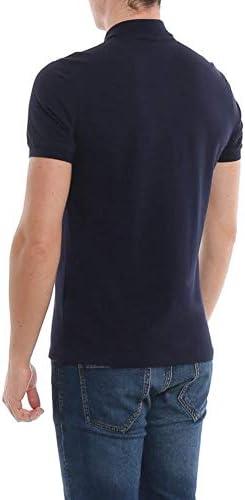 BRUNELLO CUCINELLI Fashion Man M0T638303C6134 Blue Cotton Polo Shirt | Season Permanent