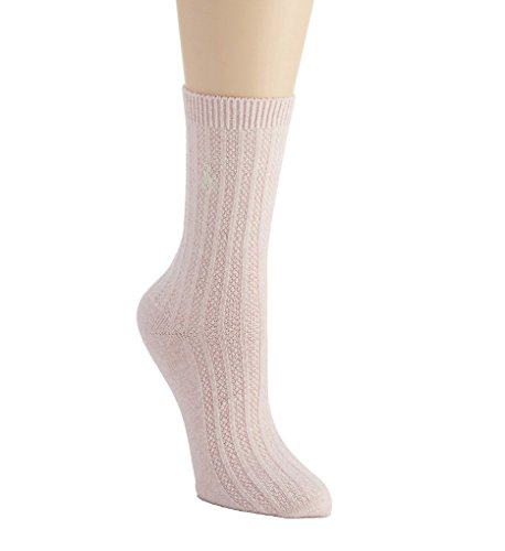 Polo Ralph Lauren Blue Label Polo Texture Rib Boot Sock (7959) O/S/Soft - Boots Women Ralph Lauren Polo For
