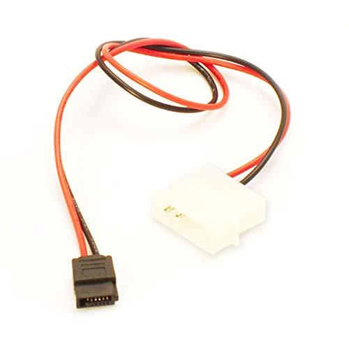 6 Pin Slimline SATA 4 Pin Power Cable
