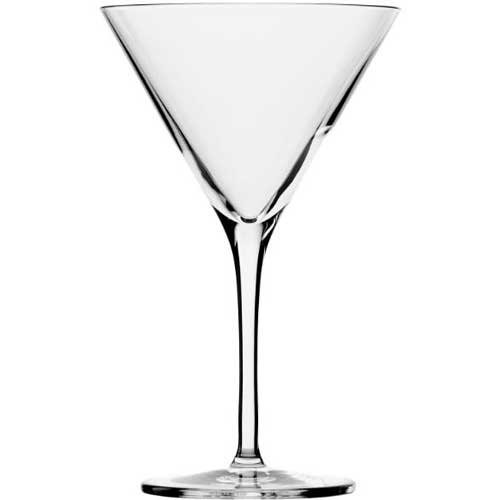 (Anchor Hocking Stolzle Specialty Martini Glass, 8.5 Ounce - 24 per case.)