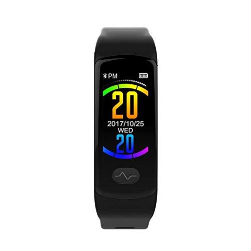 XANES E07 Smart Watch Waterproof Smart Bracelet Black ...