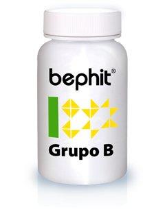 VITAMINAS GRUPO B BEPHIT - 30 cápsulas 365 mg: Amazon.es: Salud y cuidado personal