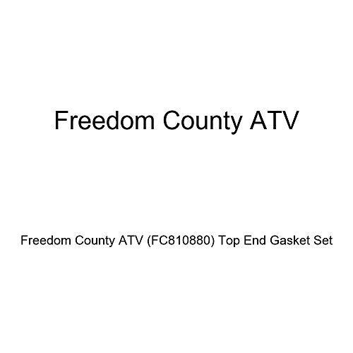 Freedom County ATV (FC810880) Top End Gasket Set [並行輸入品]   B07PG6XSLH