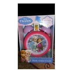 Disney Frozen Bank Alarm Clock