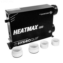 Hydro Quip Heatmax Spa Heater 5.5kW or 11kW, 240V by Hydro Quip