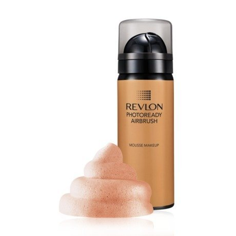 Revlon PhotoReady Airbrush Mousse Makeup, 100 Toast