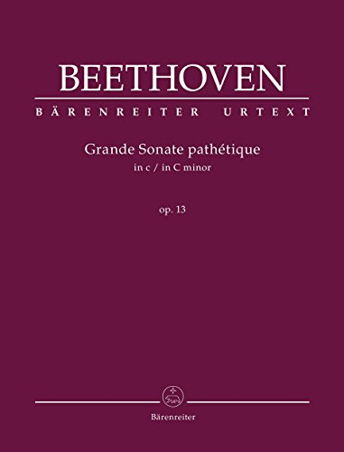 Beethoven: Piano Sonata No. 8 in C Minor, Op. 13 (