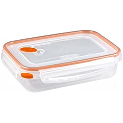 Sterilite 03211106 5.8 Cups Rectangle Ultra-Seal™ Container