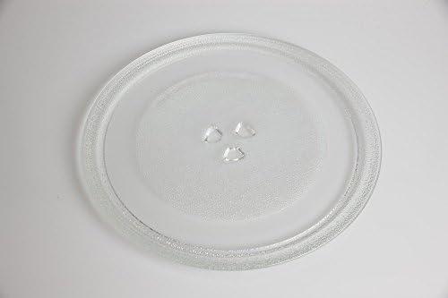 Plato de cristal giratorio LG, 28,5 cm de diámetro, para ...