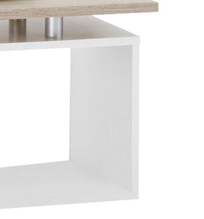 13Casa Stark Tavolino Beige 59 x 36 x 38 cm Legno