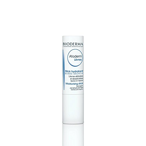 Bioderma Atoderm Levres Moisturising Stick 0.14 oz (Best Lipstick For Dry Lips)