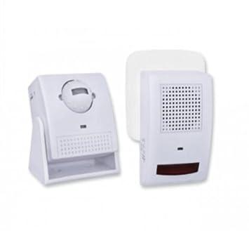 Radio-detector de paso, el transmisor / receptor sabe: Amazon.es: Bricolaje y herramientas