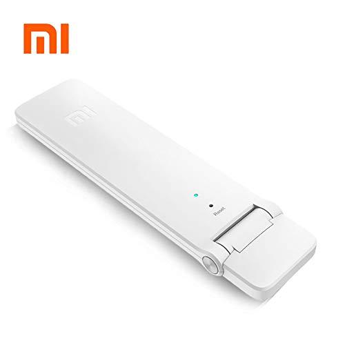 WiFi Range Extender, Xiaomi WiFi Repeater 2, Mi WiFi Signal Booster 300Mbps, Universal USB WiFi Amplifier