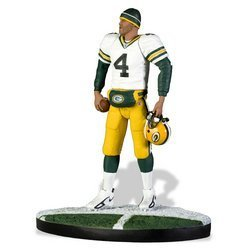 Gracelyn Packers Brett Favre Side Line