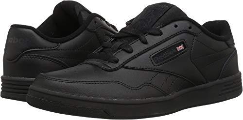 Reebok Men's Club MEMT Walking Shoe, Black/DHG Solid Grey, 9