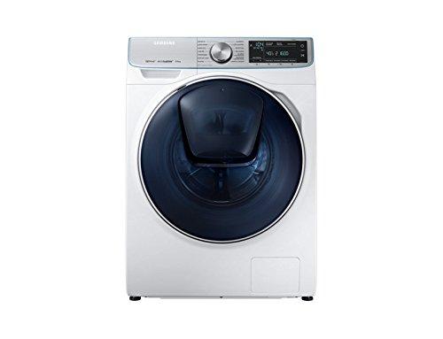 Samsung WW90M76FNOA Independiente Carga frontal 9kg 1600RPM A+++-40% Blanco - Lavadora (Independiente