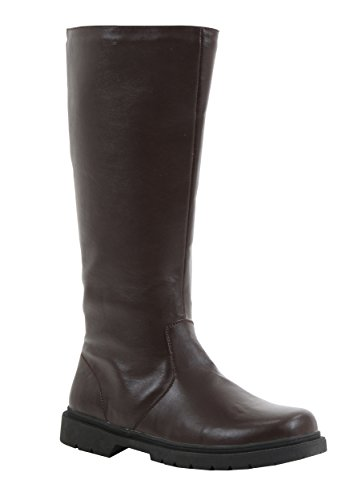 Adult Brown Boots Size 10]()