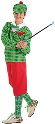 LLOPIS - Disfraz Infantil Jugador de Golf t-0: Amazon.es: Juguetes ...