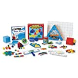 Math Kit, w/Storage Cart, CCSS, Gr 2, 18 Pcs/ST, Assorted, Sold as 1 Each