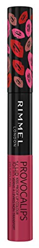 (Rimmel Provocalips 16hr Kiss Proof Lip Colour, Flirty Fling (1 Count))