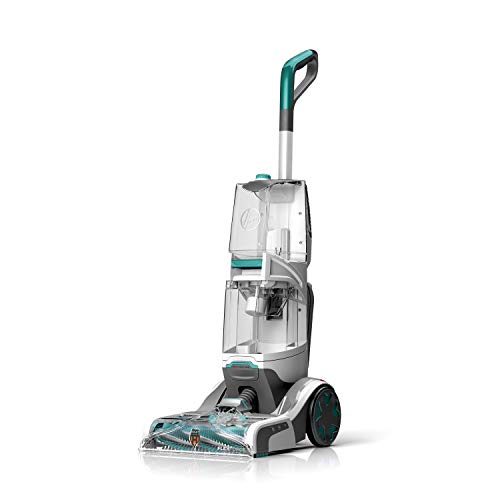 Hoover Smartwash Automatic Carpet Cleaner, FH52000, Turquoise (Best Auto Carpet And Upholstery Cleaner)
