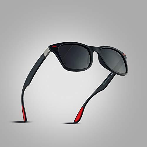 brand design classic polarized sunglasses men women driving square frame sun glasses male goggle uv400 gafas de sol 4k