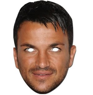 Peter andre celebrity face mask amazon kitchen home peter andre celebrity face mask bookmarktalkfo Image collections