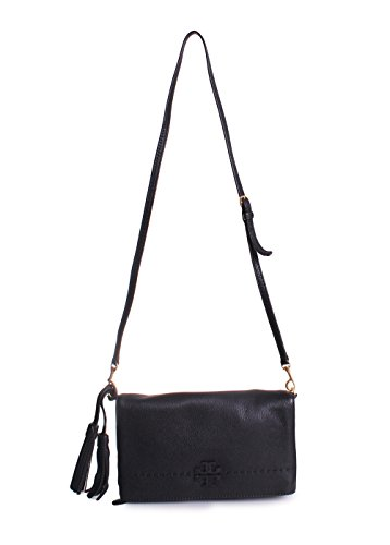 Mcgraw Burch Bag Black Tory Over Cross Body Fold vSAWcw4qH