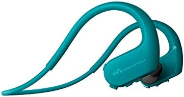 Sony NWWS623 Walkman - Reproductor de MP3 deportivo (resistente al agua y al polvo con tecnología inalámbrica BLUETOOTH), Azul