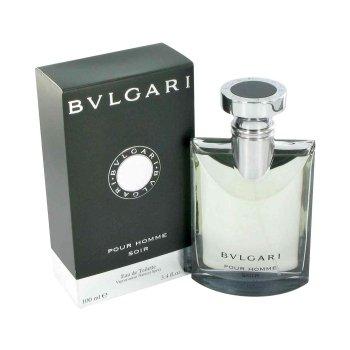 Bvlgari Pour Homme Soir by Bvlgari Eau De Toilette Spray 1.7 oz For Men