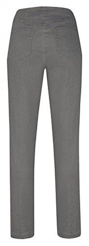 Robell Coupe Pantalon Femme Gris Cintrée 4w8qwO6F