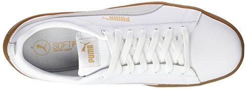 Puma Smash Women's L Puma Low White Sneakers White Top Platform puma 67dqwBfxw1