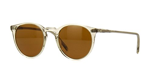 Oliver Peoples O'Malley NYC- Translucent Olive / Brown - 5183 155453 - Oliver Peoples O Malley