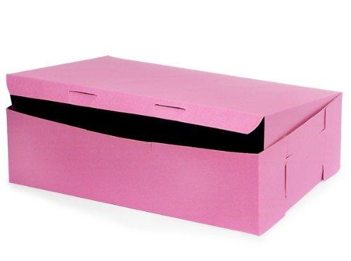(Bakery Box 1 Piece Lock Corner - 14