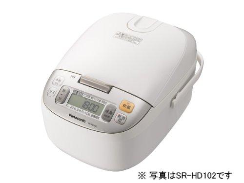パナソニック 8合 8合 炊飯器 IH式 パナソニック IH式 ホワイト SR-HD152-W B0092B4QSA, セリオスライン:3acf4579 --- lembahbougenville.com