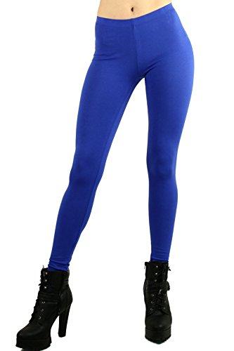 ラテン忠誠エンジニアリングWorld of Leggings PANTS レディース US サイズ: Medium カラー: ブルー